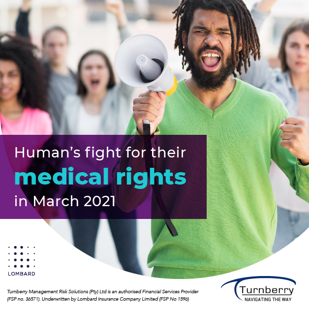 Understanding your Human Rights when it comes to access to quality Healthcare and Healthcare Insurance.
